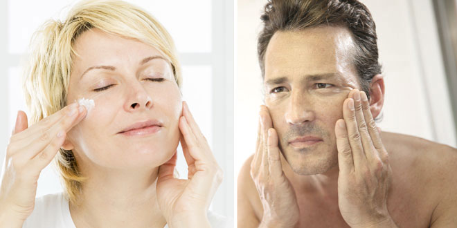 The Home Facial Care Book is for Women and Men!